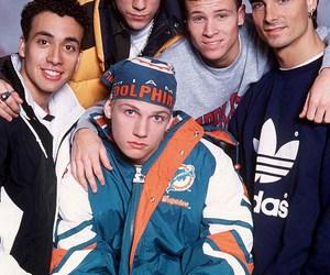 backstreet boys and nick carter image