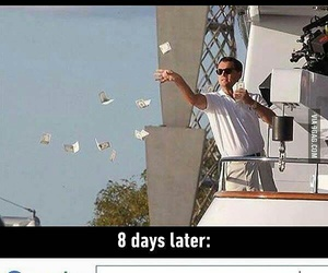 lol, funny, and money image