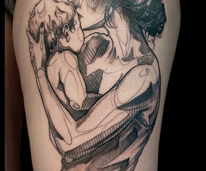 tattoo, best ink, and love image