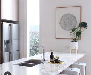 interior, dreamhouse, and kitchen image