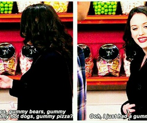 candy, funny, and gummy image