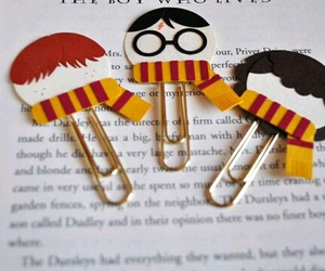 harry potter, book, and diy image