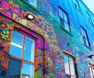art, graffiti, and toronto image