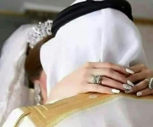 arab, love, and couple image