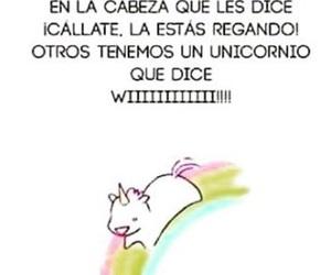 unicorn, fantasy, and funny image