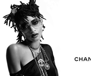 chanel, eyewear, and willow smith image