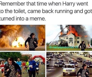 meme, textpost, and Harry Styles image