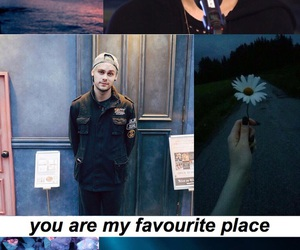 lilac, michaelclifford, and lockscreen image