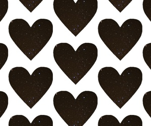 background, design, and hearts image