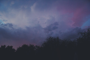 grunge, sky, and nature image