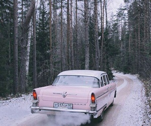 hipster, car, and indie image