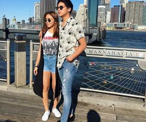 couple, fashion, and goals image