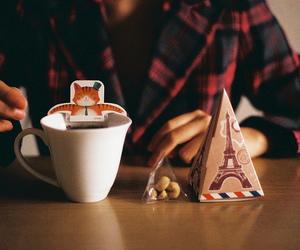 tea, vintage, and paris image