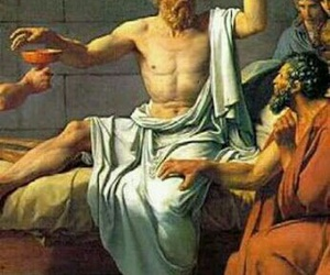 socrates, funny, and lol image
