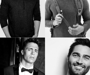 wallpaper, colton haynes, and tyler posey image