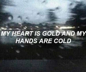 quotes, cold, and halsey image