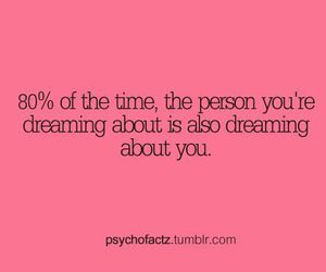 Dream and facts image
