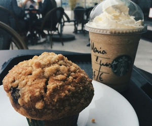 food, starbucks, and drink image