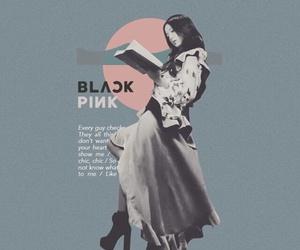 kim, blackpink, and jisoo image