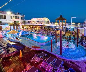 pool, cool, and luxury image
