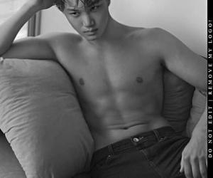 asian boy, kim jongin, and exo image