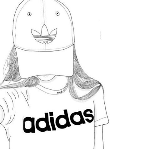 Image About Girl In Dessin Tumblr By Kenza 3 On We Heart It