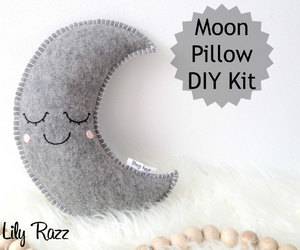 kawaii diy, softie diy kit, and sewing gift kit image