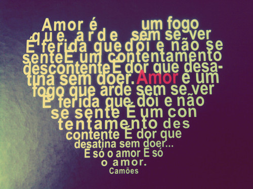 love and camões image