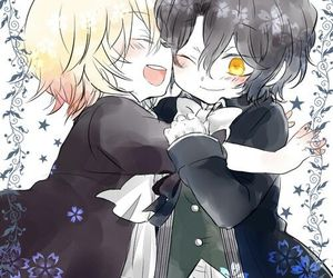 brothers, children, and pandora hearts image