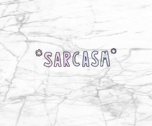 sarcasm and wallpaper image