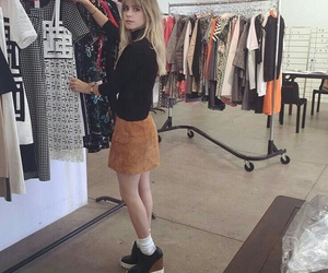 scream, carlson young, and brooke maddox image