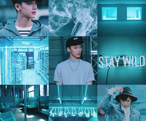 aesthetic, mark, and mint image