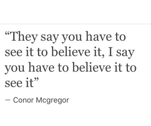 believe, quote, and words image