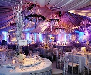wedding and purple image