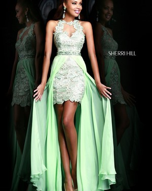 dress, sherri hill, and Prom image