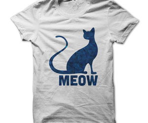 cat, i love cats, and meow image