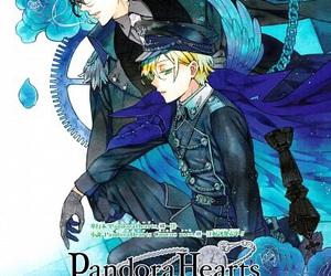 pandora hearts, anime, and gil image