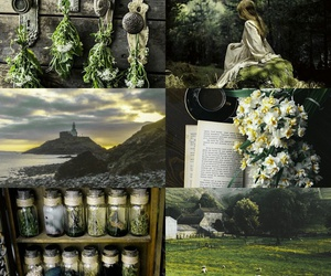 welsh, witch, and aesthetic image