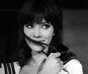 girl, actress, and anna karina image