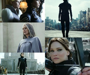 Collage, the hunger games, and effie image