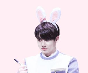 bunny, kpop, and jungkook image