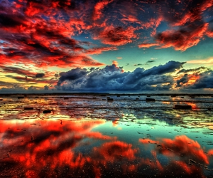 beautiful, scape, and hdr image