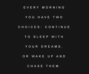 dreams, chaseyourdreams, and quotes image
