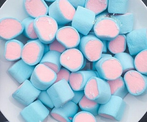 pink, pastel, and blue image