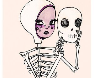 valfre and skeleton image