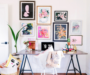 decor, home, and room image