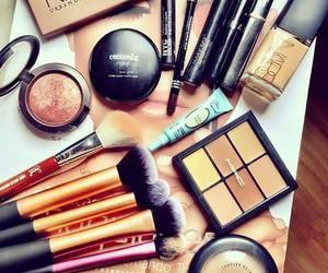 cosmetics, Foundation, and makeup image