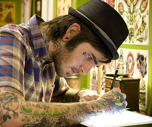guy and Tattoos image