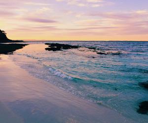beach, beautiful, and travel image