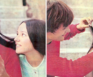 love, romeo and juliet, and leonard whiting image